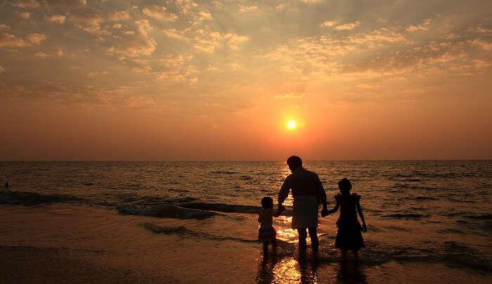family vacation to kerala