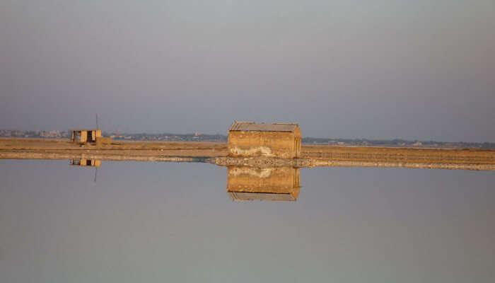 Saltwater Lake