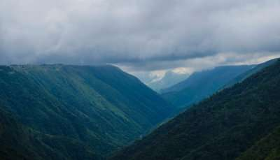The Valleys Of Shillong