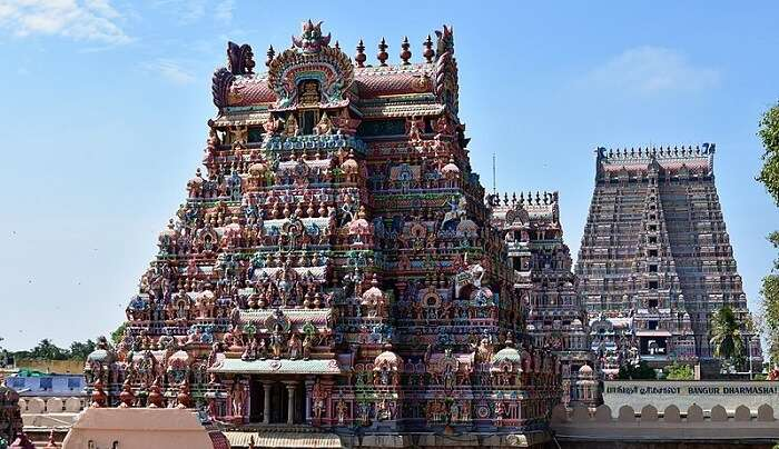 Dravidian style of architecture