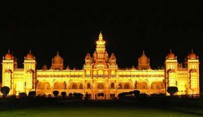 epitome of royalty in Mysore