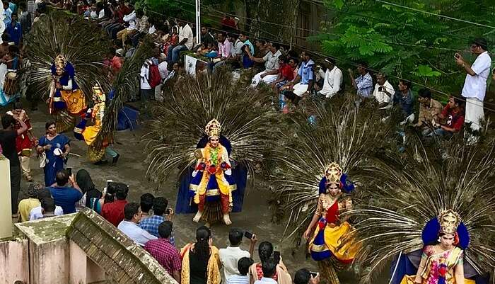 diverse cultural structures in kerala