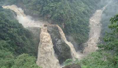 waterfalls in karnatka