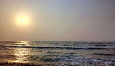 Thiruvanmiyur Beach