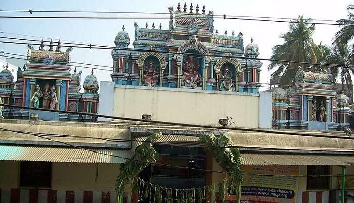 magnificent temple