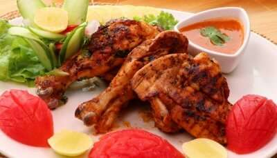 Spicy Peri Peri Chicken