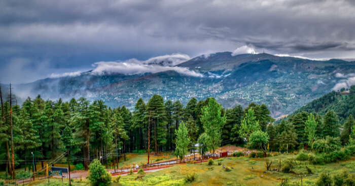 Places To Visit In Patnitop