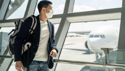 Airport in Dubai