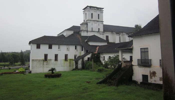 St. Catherine Chapel in Goa