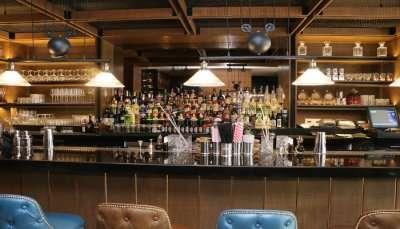 Club 9 bar
