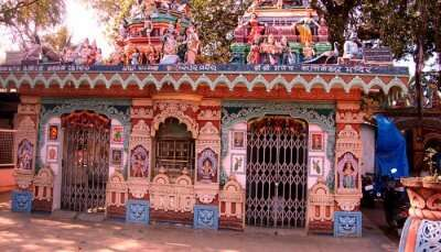 A temple in Cuttack