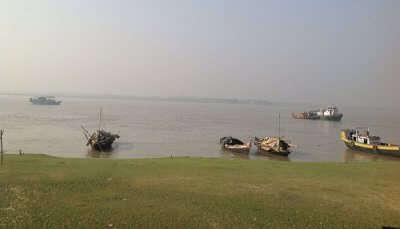 Haldi River