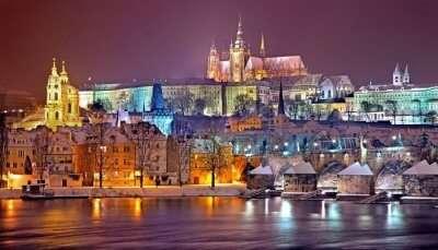 Night Market in Praha