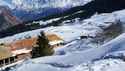 Uttarakhand Ski Resort