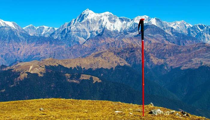 Winters in Uttarakhand
