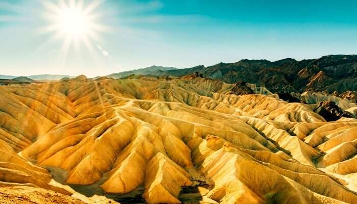 Death Valley Recorded