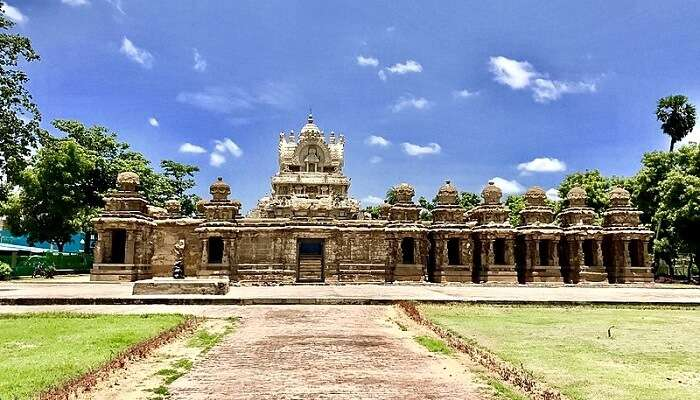 cover- Places To Visit In Kanchipuram