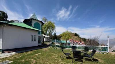 A Resort Garden