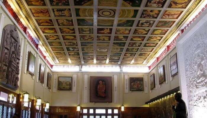 Hiuen Tsang Memorial Hall