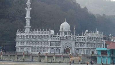Jama Masjid in Nainital