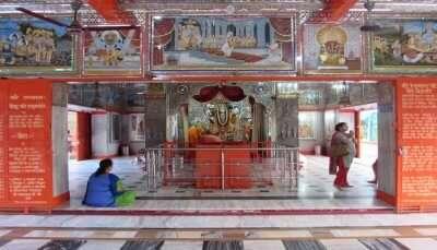 Siddbali temple Kotdwar