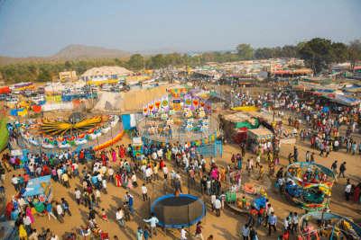 Places To Visit In Amravati