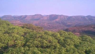 Harishchandragad Peak
