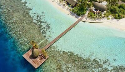 private cinema at Kandolhu Maldives
