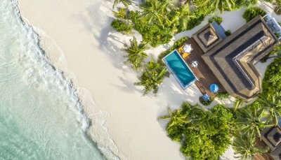 work from paradise at Pullman Maldives Maamutaa