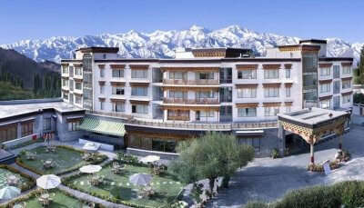 places to stay in Ladakh post covid