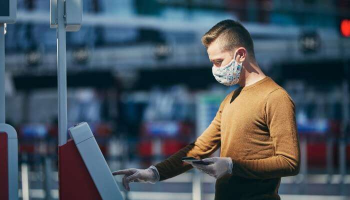 travellers must undergo thermal screening