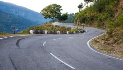 it is widely preferred to travel via roads