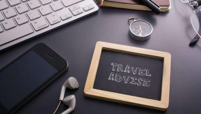 Mandatory Travel Advisory