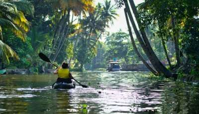 best place for kayaking, surfing and rafting
