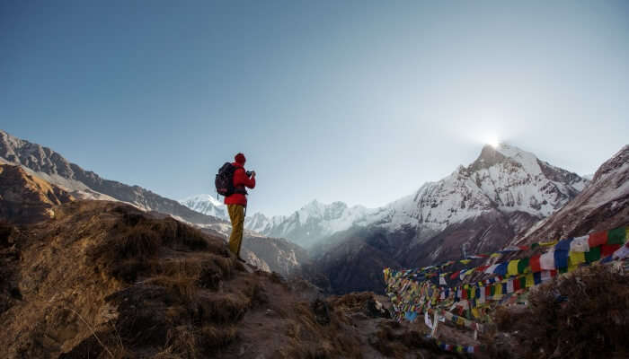 best place for trekking