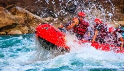 best place for rafting