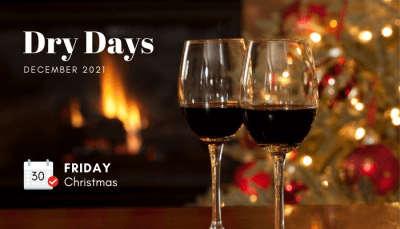 Dry days in December