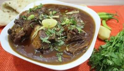 Food- Noor nihari