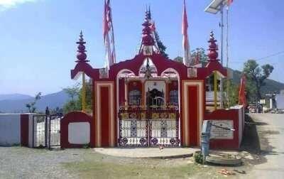 Ghandiyal Devta Temple