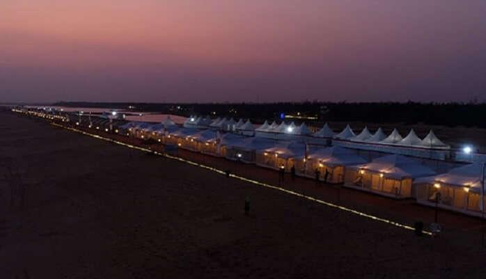 Glamping Festival In Odisha