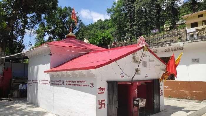 Jwalpa Devi Temple