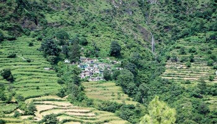 The Captivating Beauty Of Khirsu Village