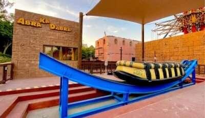 Debut Rides At The Bollywood Park
