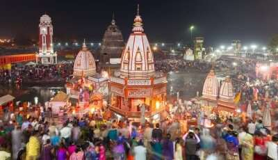 Immerse Yourself In Holy Ganga