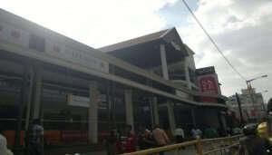 Shopping at MG road