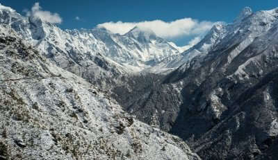 Mount Everest is Set to Reopen From April