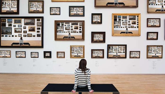 Museum of Illusions in India