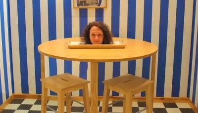 intriguing Museum of Illusions