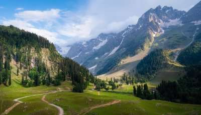 A Blueprint of the Trekking Routes in Jammu and Kashmir