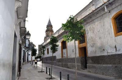 Barrio_San_Miguel_Barja_Torre_Jerez street